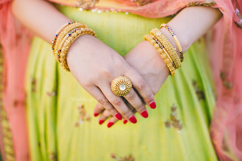Bridal Diaries with Tanishq Rivaah Wedding Jewelry in Mumbai ...