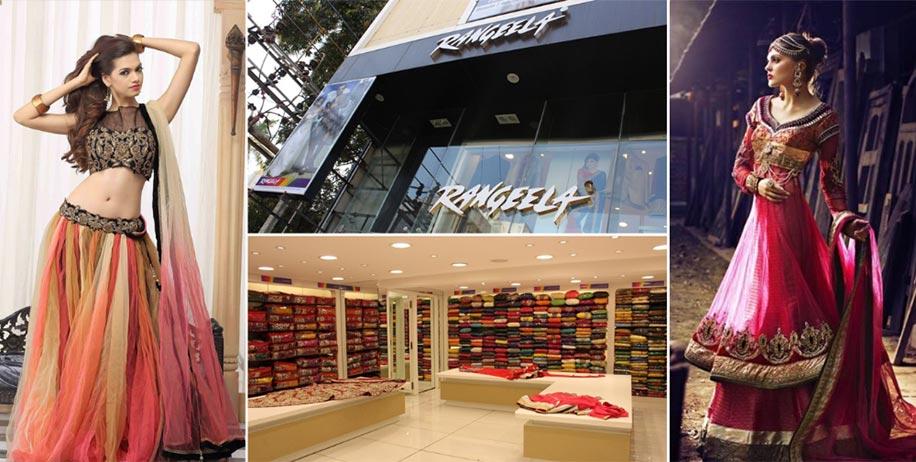 Top Places for Bridal Shopping in Chennai | Fashion | WeddingSutra.com