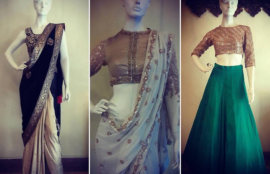 The Best Bridal Wear in Bangalore | Fashion | WeddingSutra.com