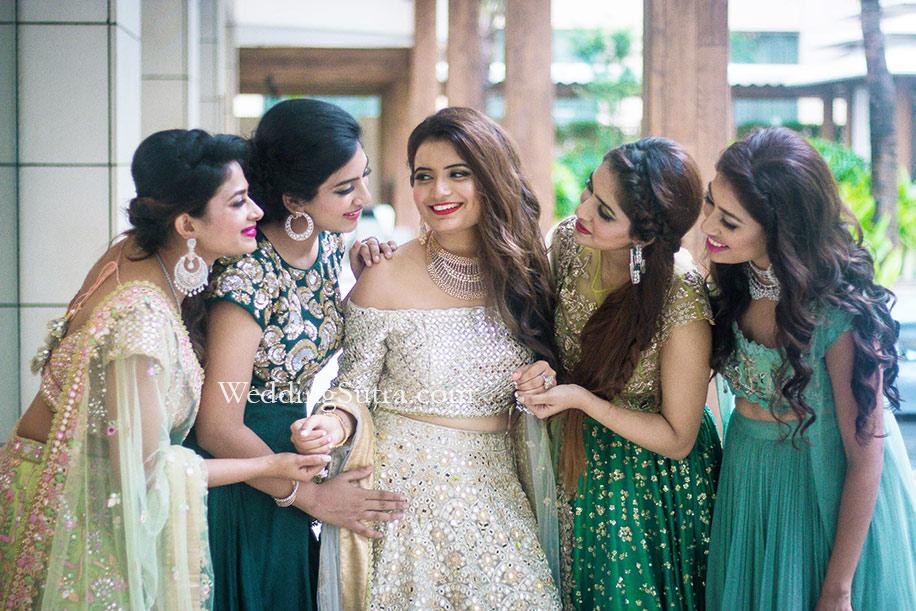 Helly Jogatar - Bridesmaids