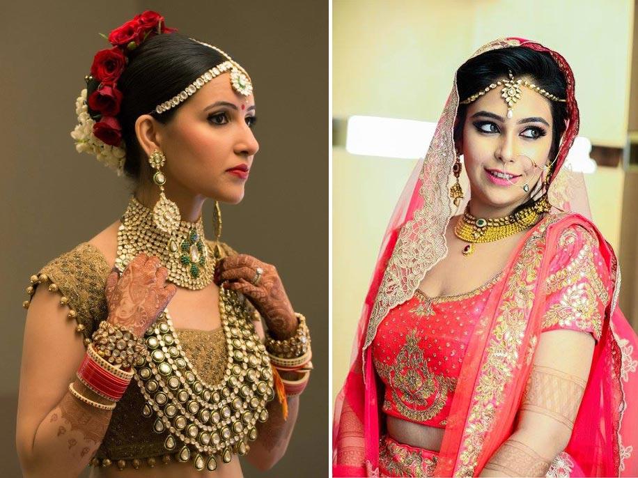 20 Ways To Wear The Maang Tikka Bridal Fashion Weddingsutra Com
