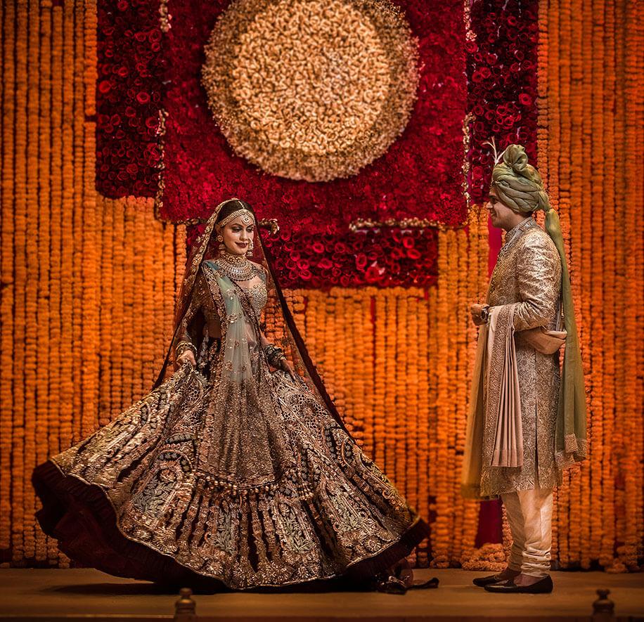 Malhotra Manish bridal lehanga collection pictures