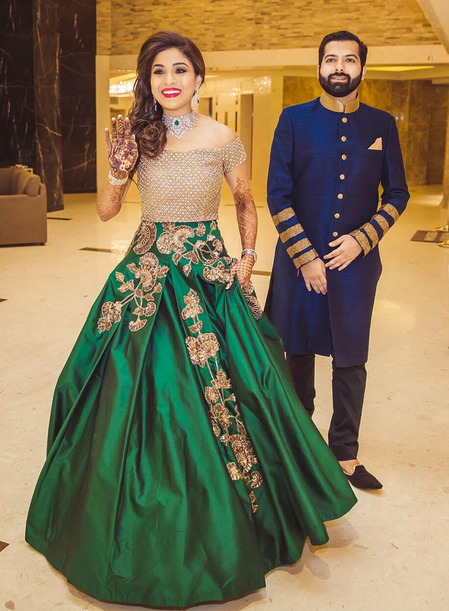 7ccf02cd6916b 30 Times Real brides rocked a Manish Malhotra design