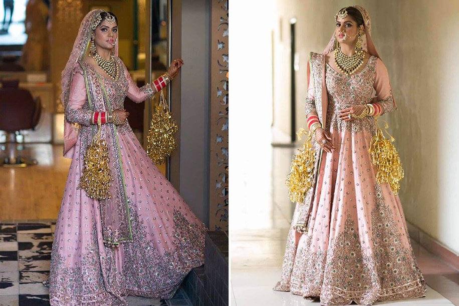 30 Times Real brides rocked a Manish Malhotra design | Fashion ...