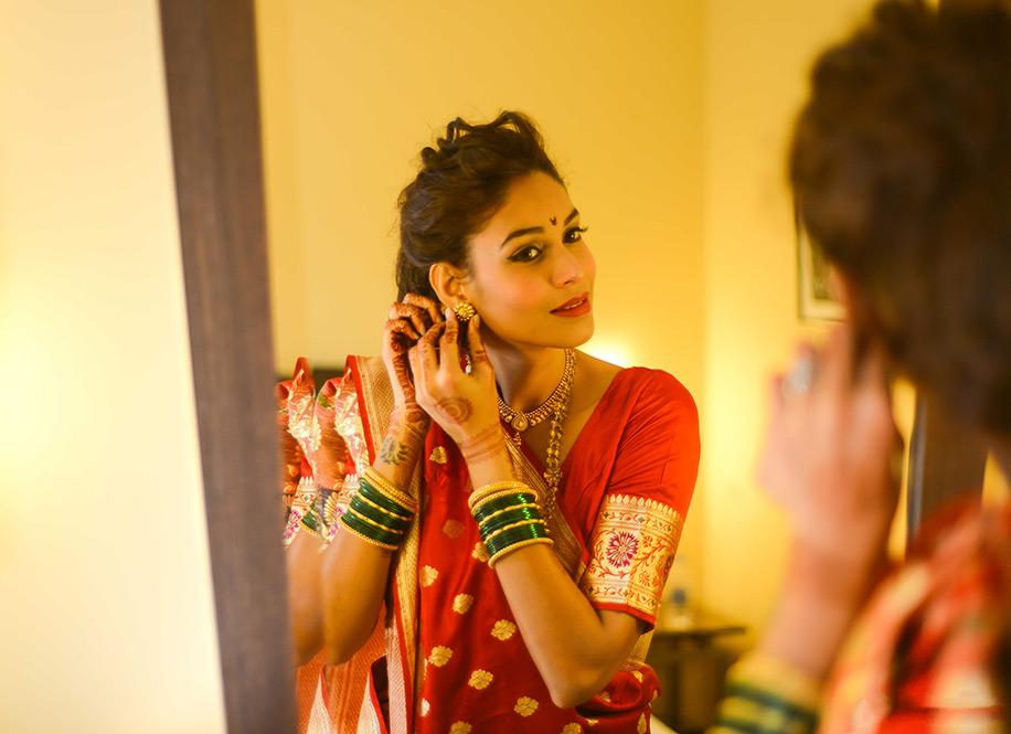 Amruta and Jyotindra | Celebrity Wedding | WeddingSutra