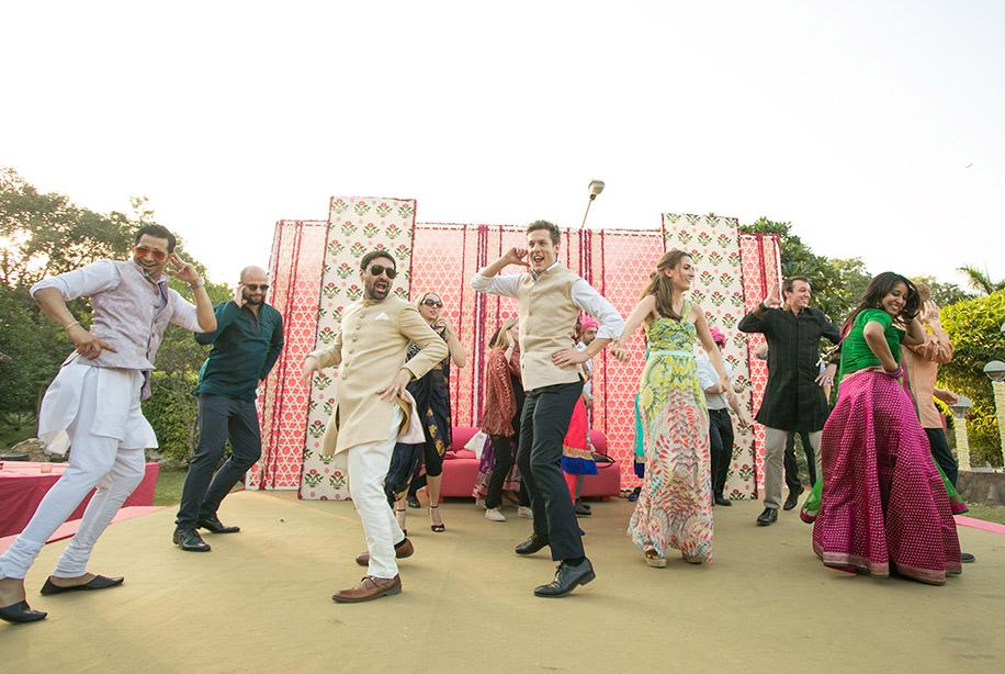 Deeya Chopra and Ritchie Mehta, Delhi