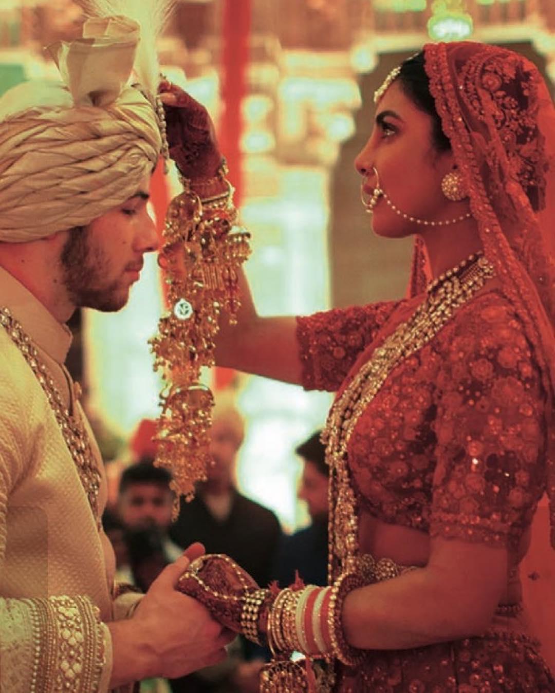 Priyanka Chopra and Nick Jonas | Jodhpur | Celebrity Weddings ...