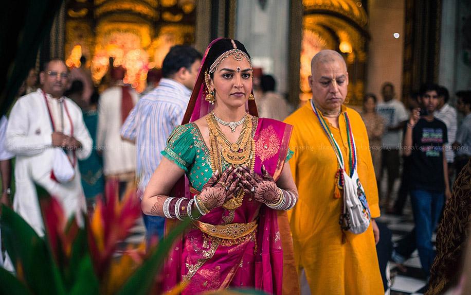 Esha Mehndi Ceremony : Esha deol and bharat takhani