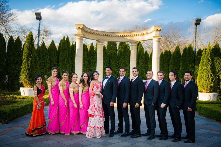 Prianca Naik and Meelan Patel | New Jersey | Real Weddings