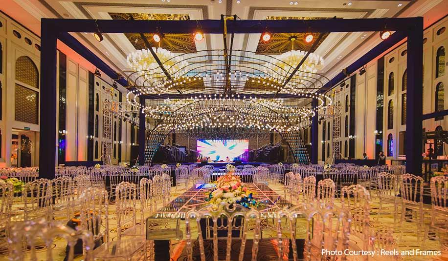 Anisha And Kabir Jw Marriott Jaipur Resort Spa