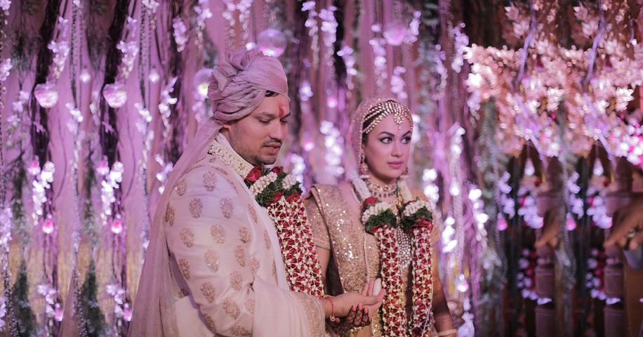Disha And Mihir Taj Land S End Mumbai