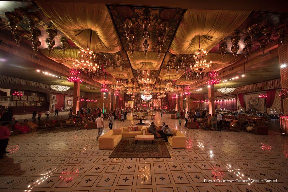 Priyanka And Adarsh Udman Hotels And Resorts By Ferns N Petals