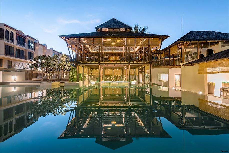 Accommodation Designed to Astound - The Palayana Hua Hin