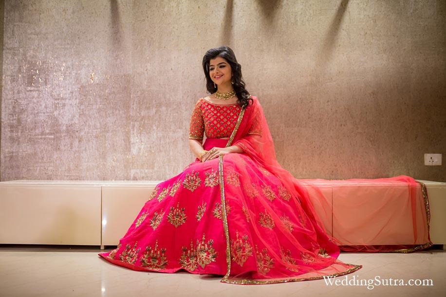 Parita Merchant at Neeta Lulla Studio, Mumbai   WeddingSutra on ...