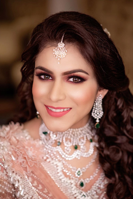 Makeup Artist Tamanna Rooz Bridal