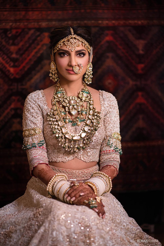 Makeup Artist Tamanna Rooz | Bridal Makeup Artist & Hair Stylists |  Hyderabad | Weddingsutra Favorites