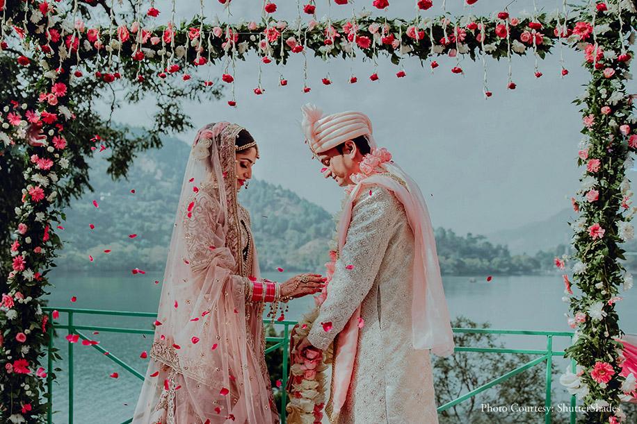 Aditi and Mayur, The Lake Resort, Nainital