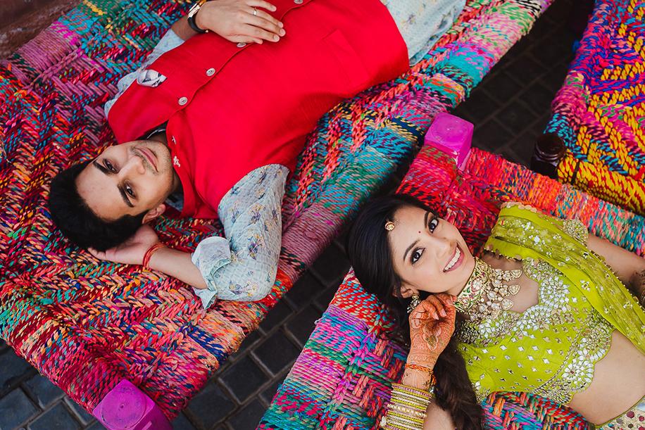 Aishwarya and Ruchir, Rajasthan