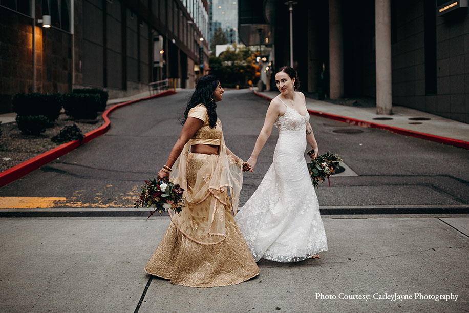 Love without Borders: Alissa and Aveena