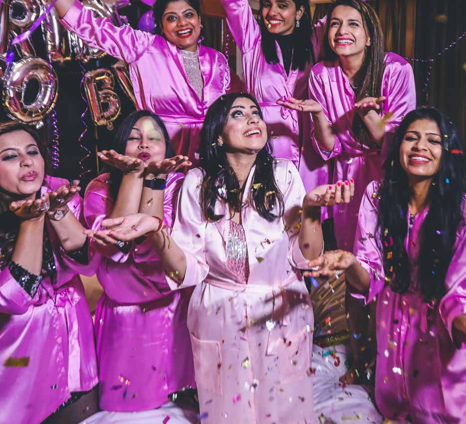 Kanika's Bachelorette Bash was a Lovely Indoor Affair in the Age of Social Distancing