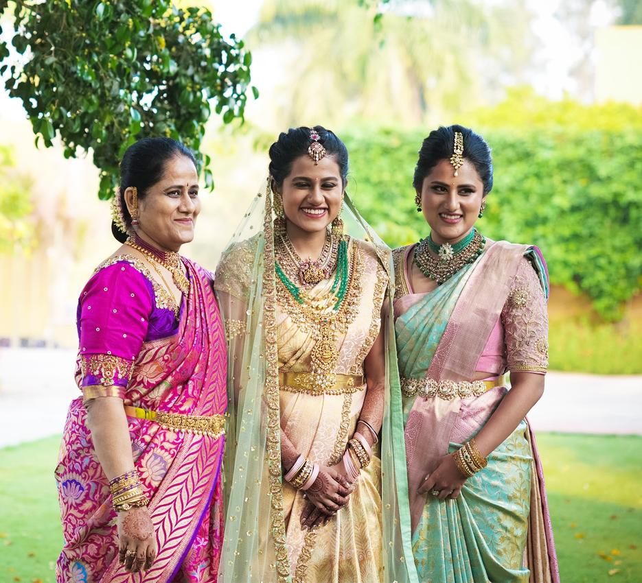 Sister of the Bride: Shweta Ravi