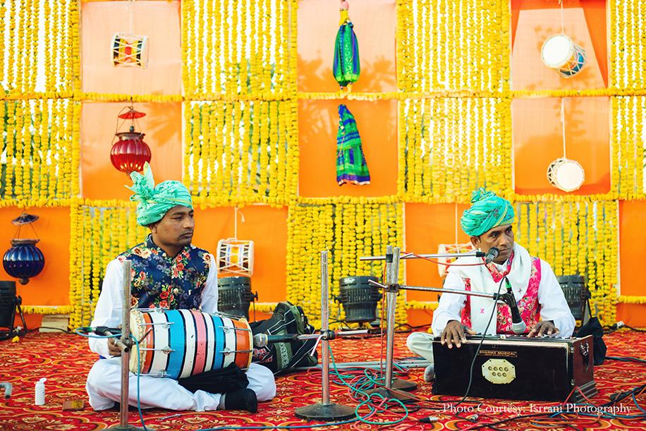 Nidhi and Aashish