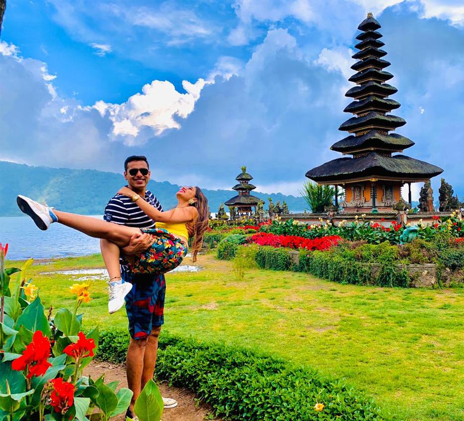 Srishti and Dev, Bali