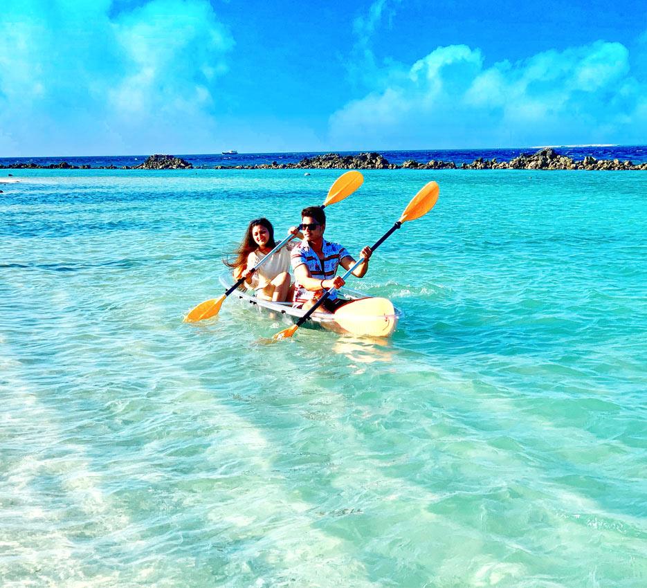 Yamini and Tanishq, Maldives