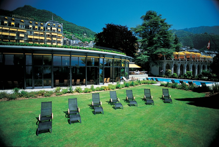 Fairmont Le Montreux Palace, Switzerland