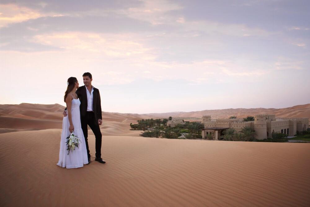 Anantara Qasr Al Sarab - Abu Dhabi