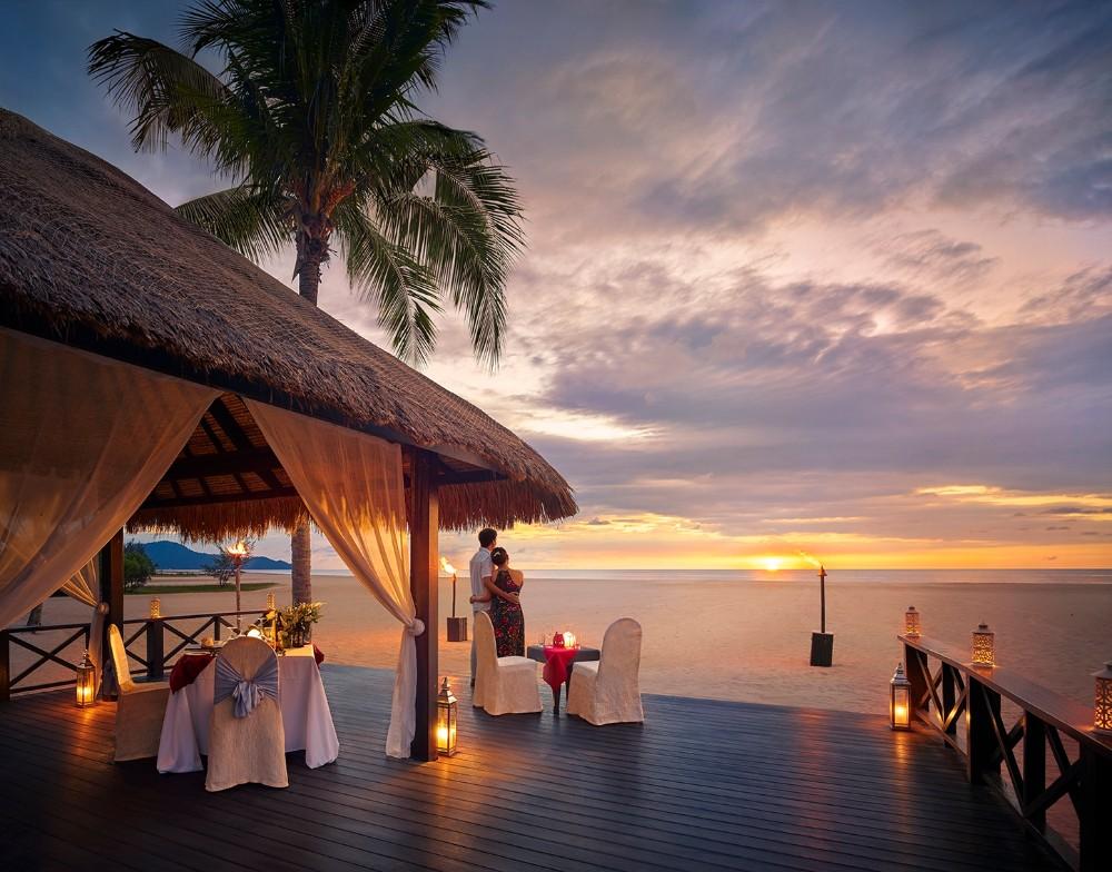 Shangri-La's Rasa Ria Resort & Spa - Malaysia