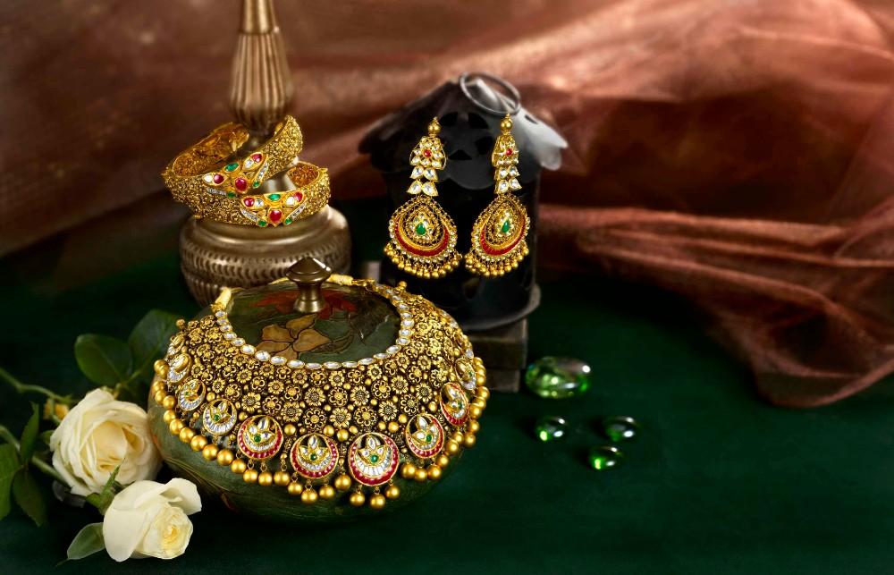 Diamond Necklace India Designs
