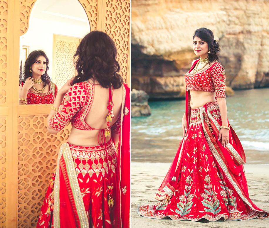 Anita Dongre - Designer   Bridal Lehengas, Saris & Wedding Outfits ...