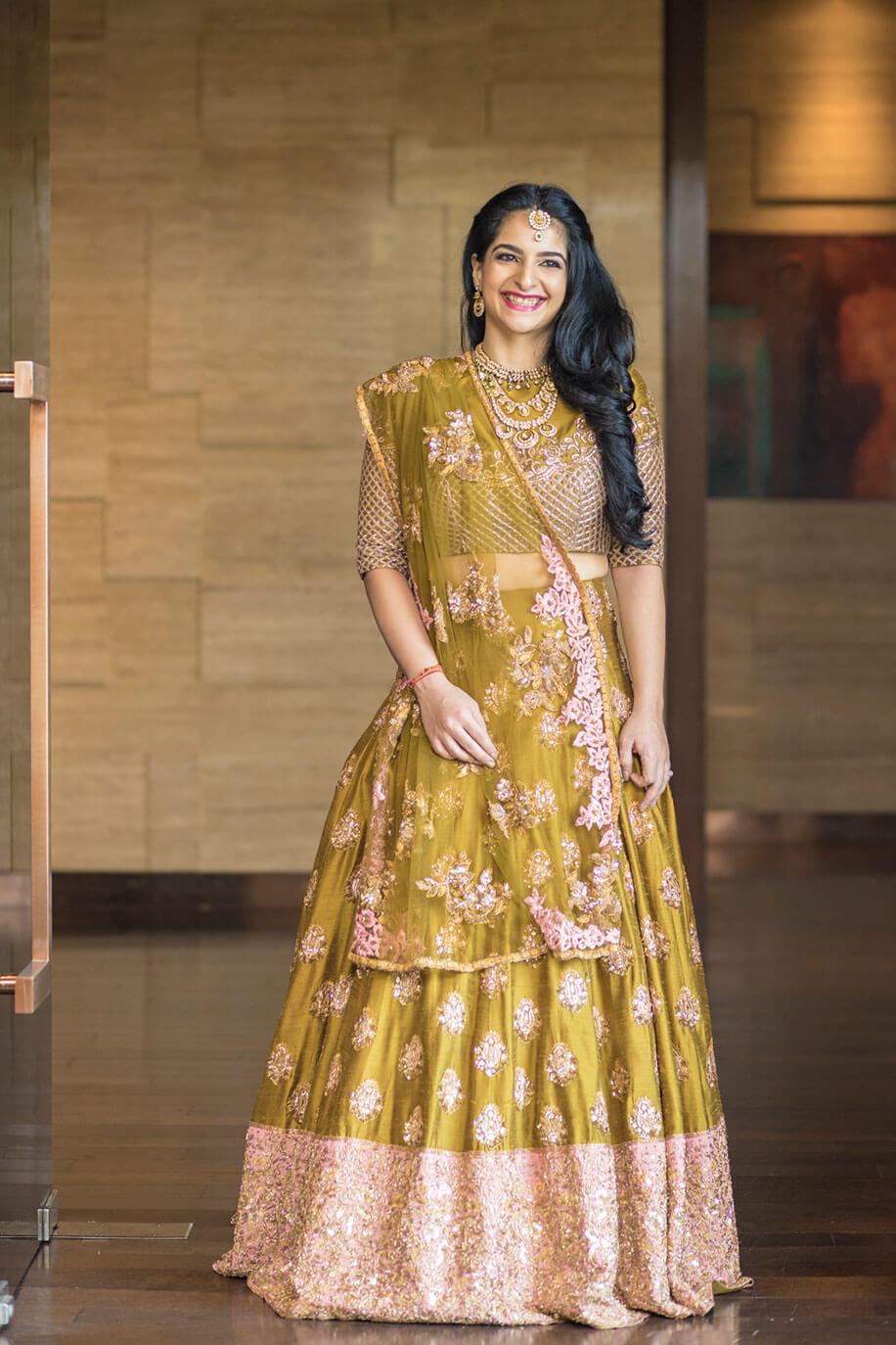 Malhotra Manish bridal lehanga 14 collection