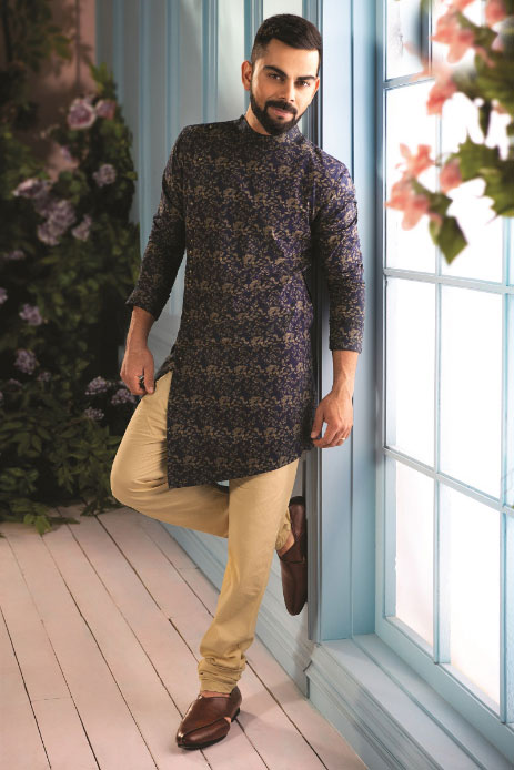 The Virat Collection' by Manyavar