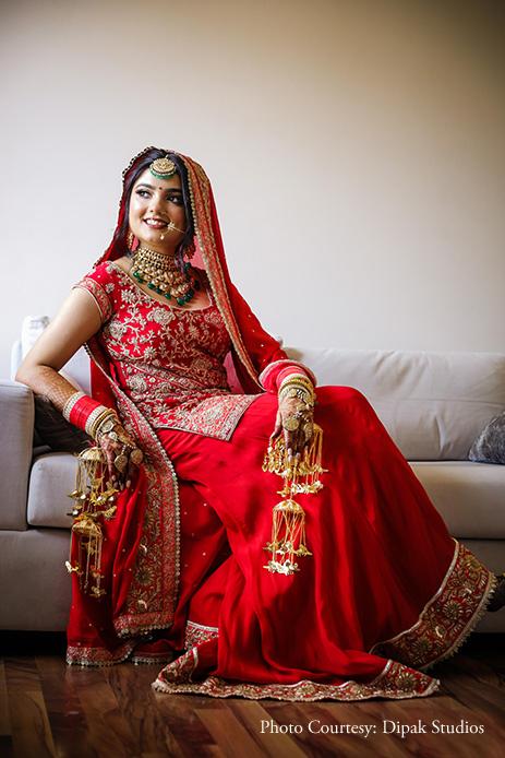 Bride Wedding Look