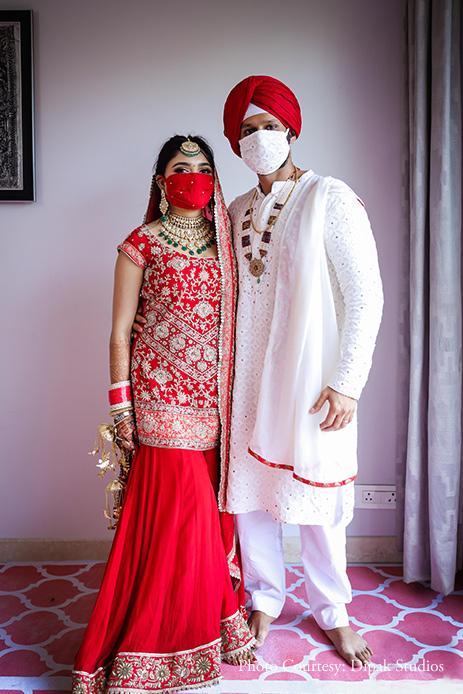 Amrit and Riti