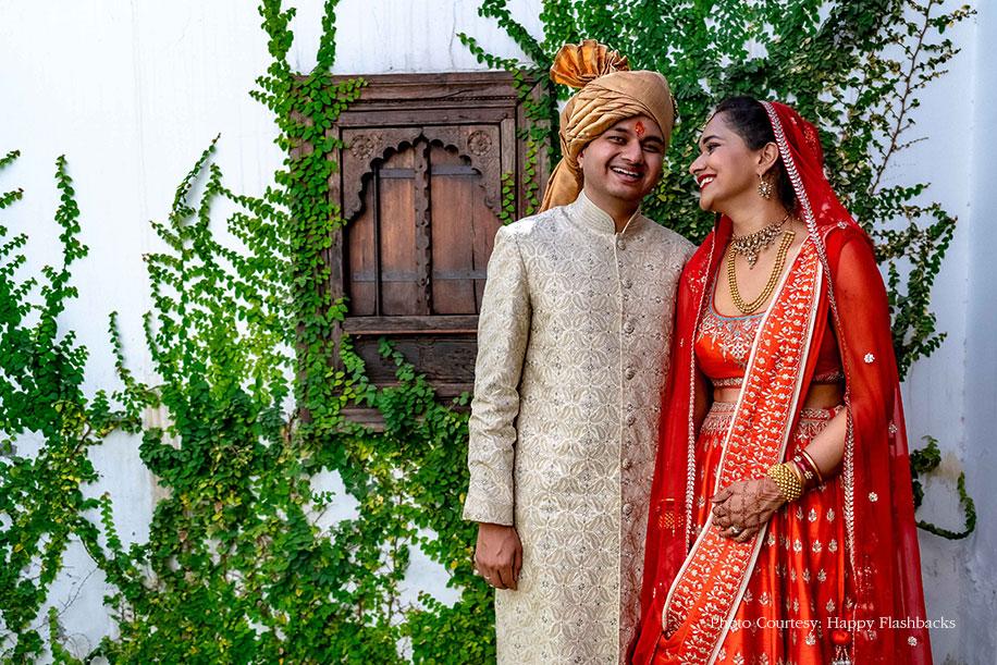 Shivani and Gaurav