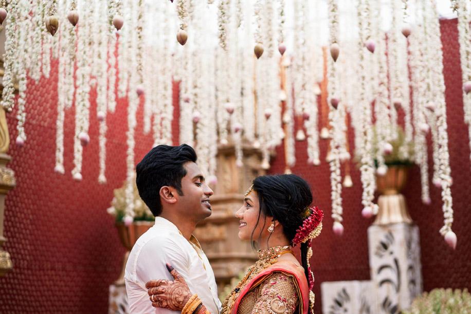 Rohini and Dheeraj