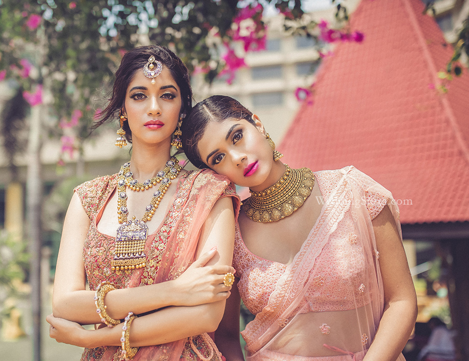 Bridal Diaries with Manubhai Jewellers in Mumbai