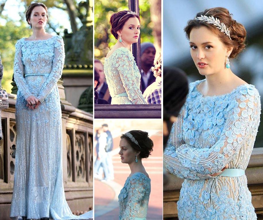 blair waldorf wedding dress chuck wwwpixsharkcom