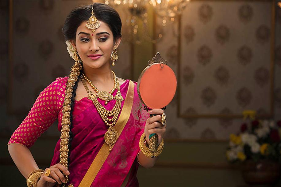 Jewellery for Tamilian Brides
