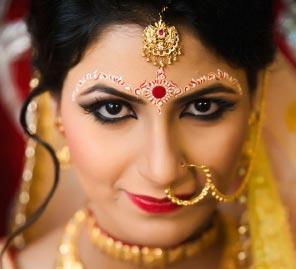 Indian Bridal Fashion Bridal Wear Wedding Makeup Artists