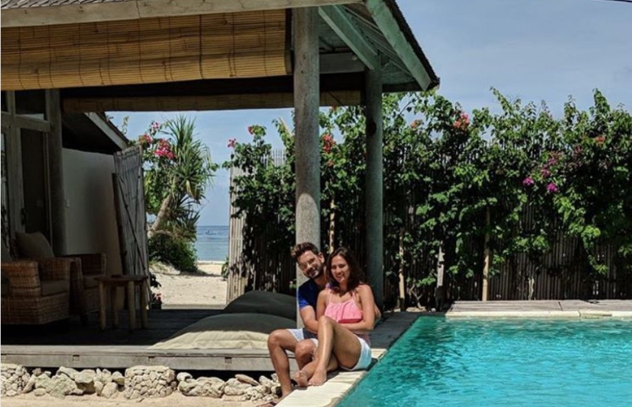 Rochelle Rao and Keith Sequeira's Honeymoon in Indonesia