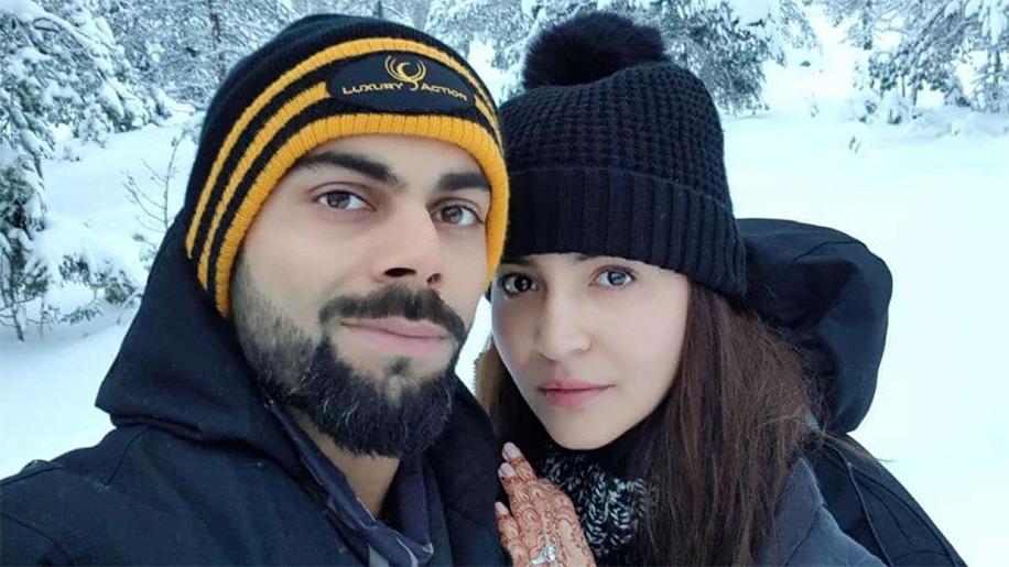 Anushka Sharma and Virat Kohli, South Africa