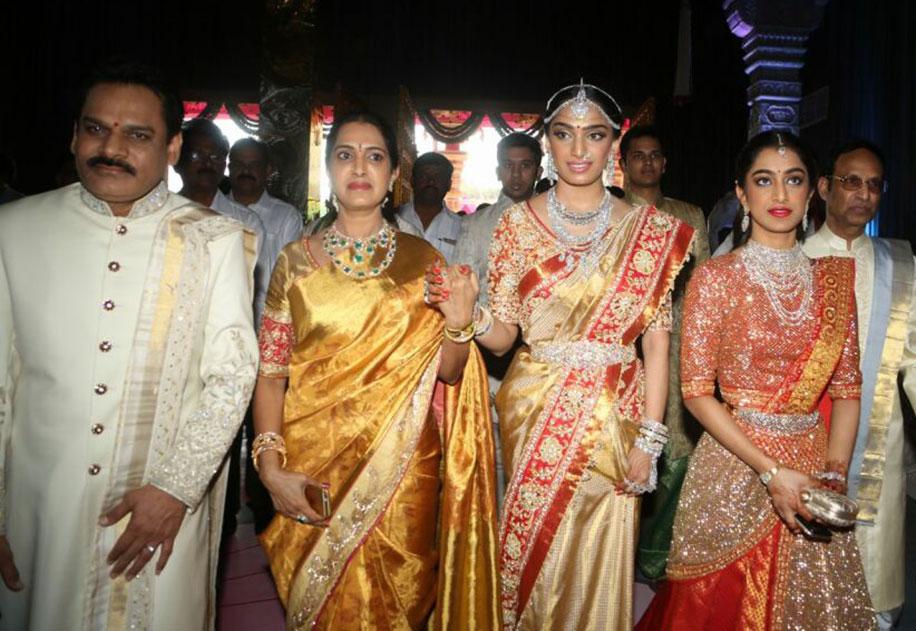 Keshav Reddy and Veena Tera