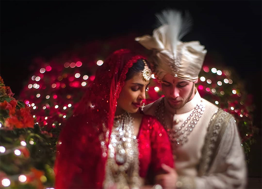 Priyanka Chopra's Hindu Wedding in Jodhpur