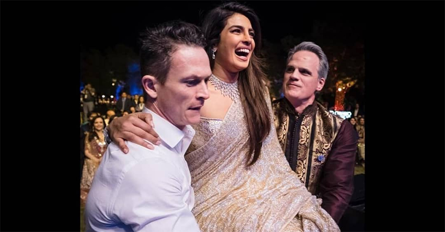 Priyanka Chopra's Sangeet Celebration in Jodhpur
