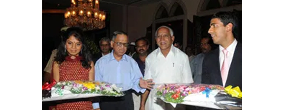 Akshata Murthy And Rishi Sunak Weddingsutra