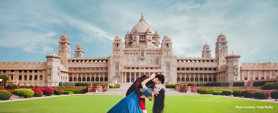 Saloni and Ankur, Jodhpur
